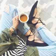 best 25 lace up flats ideas on pinterest lace up shoes strappy
