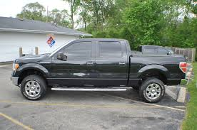 truck ford f150 2010 ford f150 black 4x4 super crew cab used pickup truck sale