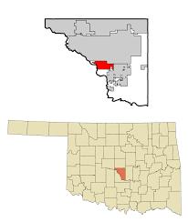 Oklahoma Zip Code Map Noble Oklahoma Wikipedia