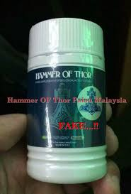 ciri hammer of thor asli dan palsu hammer of thor s
