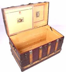 corbin cabinet lock co antique corbin cabinet lock co steamer trunk