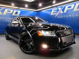 audi s5 warranty blacked out audi s5 fully loaded with borla exhaust 6spd 20
