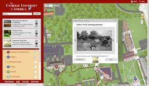 Colorado College Campus Map by Creating An Interactive Campus Map Read This First