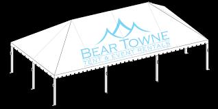 tent rental nc 30 x 60 tent rental in new bern nc towne tents