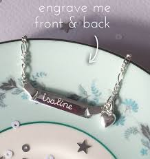 Engraved Charms 50 Best Girls Bracelets Images On Pinterest Jewellery Uk Charms