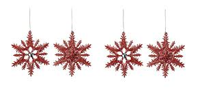 snowflake decorations copper christmas decorations home decor large size snowflake