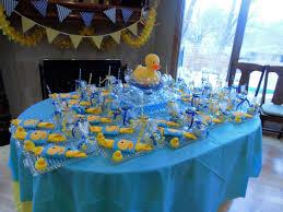 cheap ducky baby shower ideas