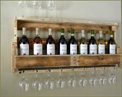 tips how to mounting wall wine racks u2014 derektime design