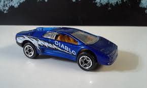 blue lamborghini diablo great 1995 matchbox lamborghini diablo blue diecast car