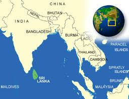 Dia Map Sri Lanka Facts Culture Recipes Language Government Eating