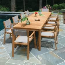 teak dining tables luxury outdoor dining tables country casual