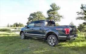 Most Comfortable Pickup Truck 2015 Ford F 150 King Ranch Is Comfortable Aluminum Muscle