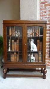 Glass Door Bookshelf Oak Bookcases With Glass Doors Open Travel