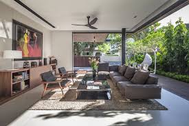 Semi Detached Home Design News Semi Detached Home In Singapore Interacting With The Surrounding