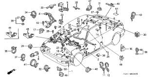 acura online store 1990 integra wire harness parts