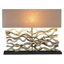 Sculpture Table Lamps Large Sculpture Table Lamp
