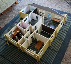 make house fangletronics our home doll house