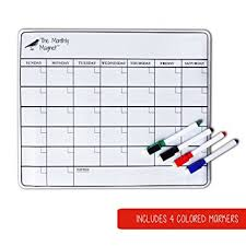 amazon black friday lightning deals calendar amazon com the monthly magnet monthly planner dry erase