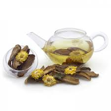shop bulk roasted burdock root with chrysanthemum tea 100 from