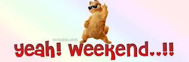 Happy Weekend Meme - weekend status updates for facebook twitter