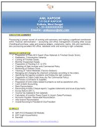 resume format doc for fresher accountant over 10000 cv and resume sles with free download mba finance