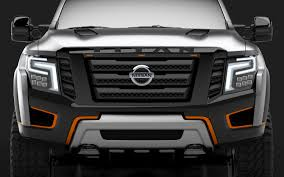 Nissan Titan Concept Nissan Titan Warrior Concept Makes Debut In Detroit Image 427446