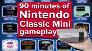 what time did the nes classic go on sale at amazon on black friday nintendo classic mini is selling on ebay for an average of 185