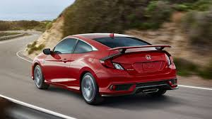 honda civic the 2017 honda civic si will a somewhat disappointing 205