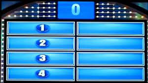 Family Feud Name Tag Template Cheap Family Feud Powerpoint Template Find Family Feud Powerpoint