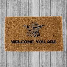 doormat funny welcome you are doormat coco doormats modern elegant coir