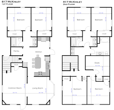 100 housing blueprints floor plans seamans center floor