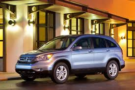 top 10 crossover suvs in the 2013 vehicle dependability study