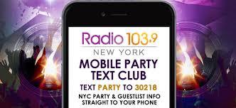 103 9 the light phone number 103 9 party text club wnbm fm cumulus
