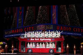 Radio City Floor Plan Guide To Christmas In Nyc Luxe Adventure Traveler