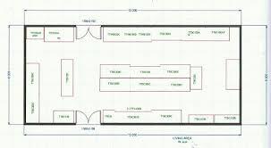 Commercial Kitchen Floor Plans Restaurant Kitchen Layout Best Layout Room