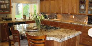 granite countertop new ideas for kitchen cabinets venetian gold