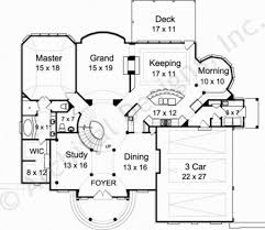 vienna neoclassical floor plan luxury house plan