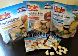 dole fruit snacks dole real fruit bites dried fruit snacks giveaway eat move make