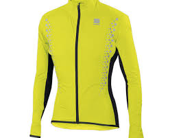 hi vis softshell cycling jacket sportful pack hi viz norain cycling jacket merlin cycles
