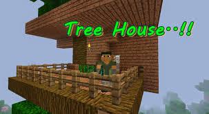 membuat rumah di minecraft jarpycraft rumah pohon