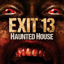 exit 13 haunted house frightfind