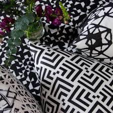 zadar throw pillow modern geometric home decor savannah hayes