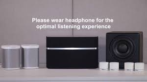 sonos 5 1 home theater onemicro speaker comparison sonos vs b u0026w vs onemicro youtube