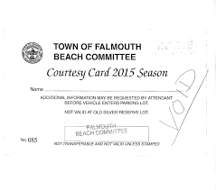 beach pass investigation continues in falmouth news