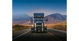 mack trucks stakes highway claim with all new mack anthem