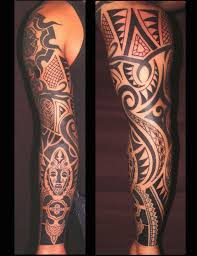 tribal tattoos day of the dead old japanese black and