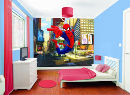 spiderman bedroom furniture interior design