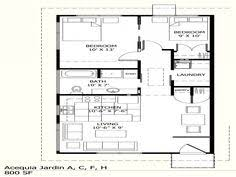 House Plans Under 800 Square Feet by Laura Frink Lfrink65 On Pinterest