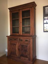 Display Cabinets For Sale In Brisbane Retro Display Glass Cabinet Curved Glass Antiques Gumtree