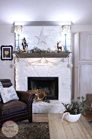 transitional home decor fetching us cool winter mantel mantle christmas decor idea fireplace neutral transition transitional holiday cheery from transitional home